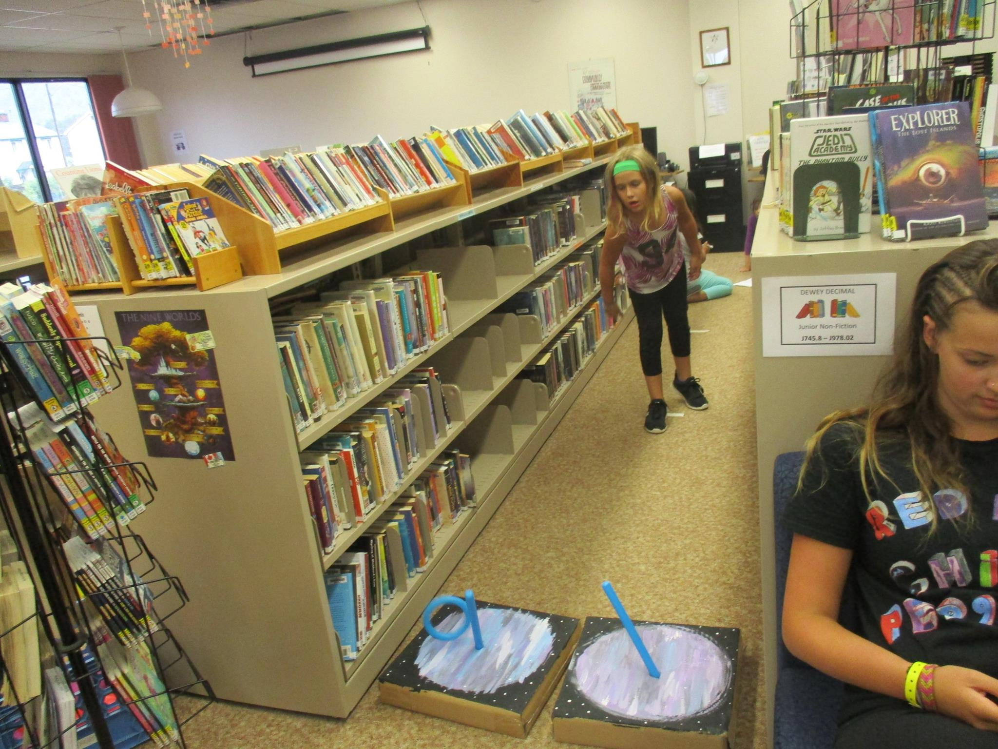 Reading Club Fun Across Region and Olympic Spirit in Red Rock