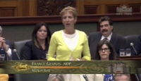 Wynne Liberals ignoring environmental disaster in Gogama (video)