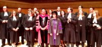 Lakehead's Bora Laskin Faculty of Law Graduates Called to the Bar
