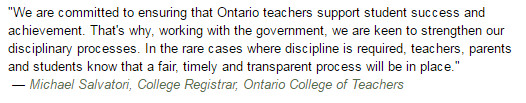 Ontario Re-Introduces Protecting Students Act