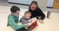Schreiber Students Participate in Global #HourOfCode