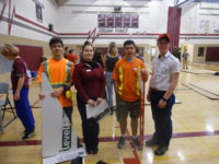 Wawa Students Claim Medals at Regional Cardboard Boat Race Competitions