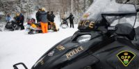 Wawa OPP : Snowmobile Safety Top Concern