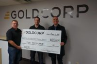 Goldcorp Donates $10,000 to Save SOS Program