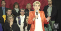 Ontario Premier Announces Basic Income Pilot