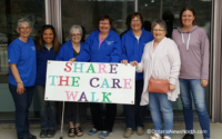 Share the Care Fundraising Walk a Huge Success
