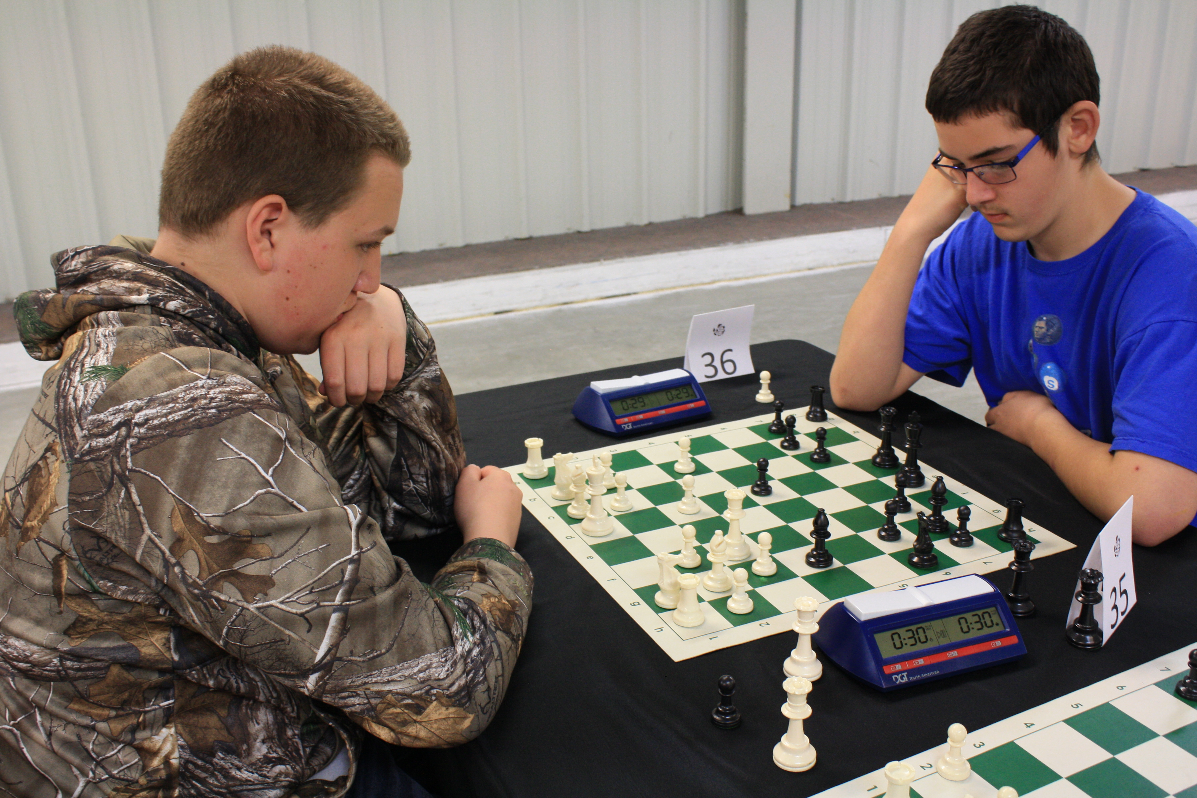 Franco-Nord-Ouest Chess Tournament