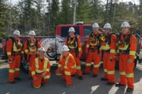 Goldcorp Canada Musselwhite Mine Tops in Ontario Mine Rescue Competition