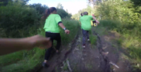 "2017 ""Dub Wild Run"" Obstacle Race (video)"