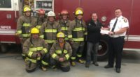 Union Gas Supports Greenstone Fire Department with Grant for CO Alarms