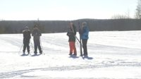 Get Active Cross-Country Skiing Kicks-Off