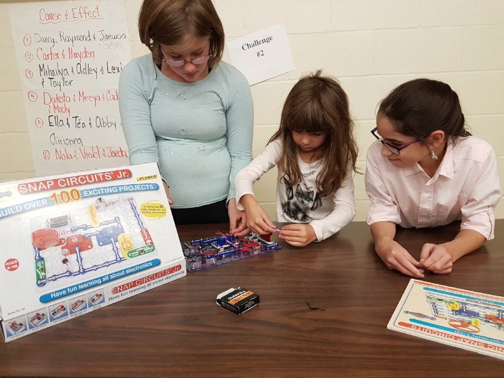 Makerspace Program a Hit at Sacred Heart in Espanola