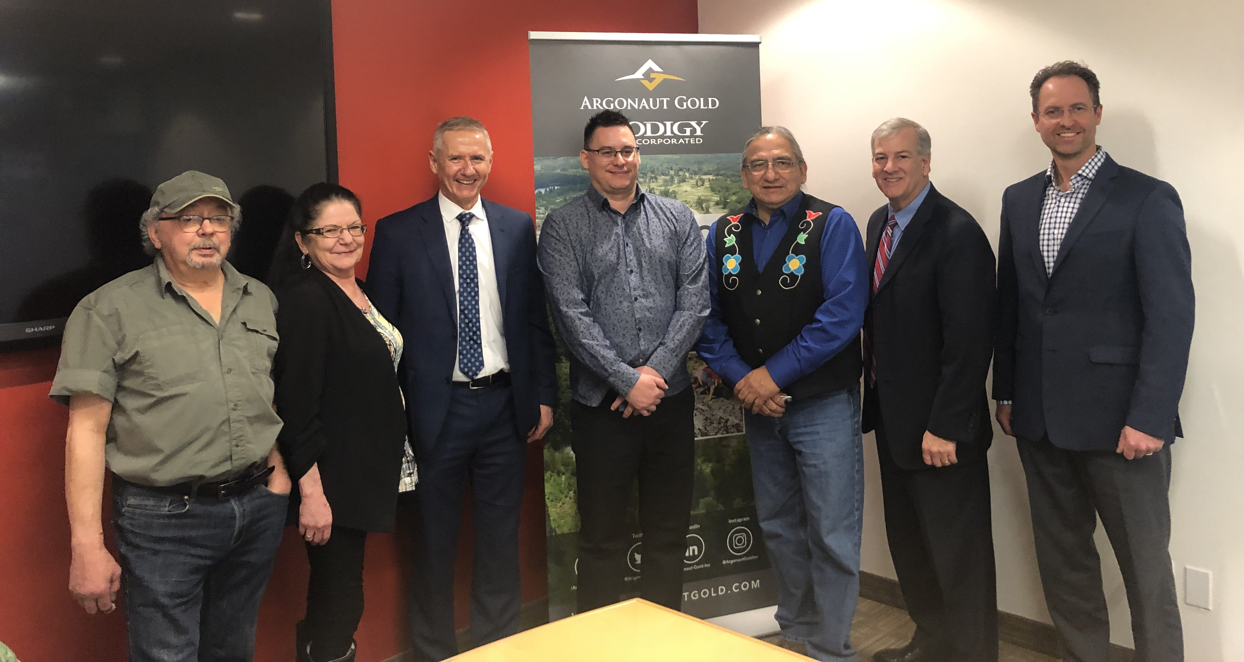Prodigy Gold and Batchewana First Nation Sign Agreement in Support of Magino Mine Project